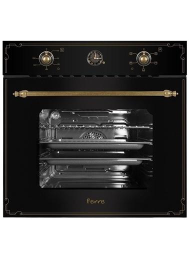 Ferre Ferre Black New Rustic Ankastre Set ( 6008 - S R640 - D021 ) Renkli